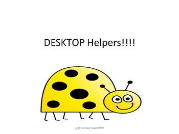 Desktop Helpers!