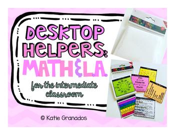Desktop Helpers | Math & L.A. Skills | Color and B&W