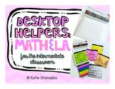 Desktop Helpers   Math & L.A. Skills   Color and B&W