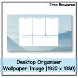 Desktop Organiser Wallpaper 6 - Calm