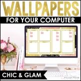 Desktop Organizers {Wallpaper Organizers for Your Computer's Desktop}