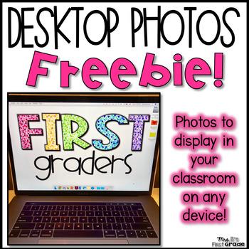Desktop Photos for Classroom Decoration