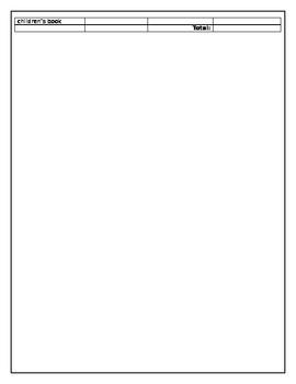 Desktop Publishing Color Book Activity & Rubric - Sub Folder