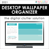 Desktop Wallpaper Organizer (2021)