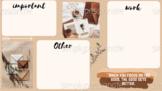 Desktop Wallpaper/Organizer