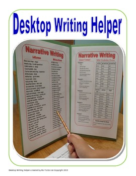 Desktop Writing Helper for Narrative and Expository Essays