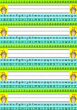 Desktop name cards