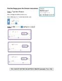 Desmos Range Given Domain Calculator Tricks
