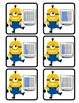 Despicable Decimals! Matching decimals to word, fraction,