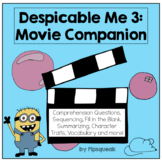 Despicable Me 3:  Movie Companion for Speech Therapy