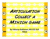 """""""Despicable Me"""" Minion /s/ and /s-blend/ card game"""