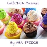 Dessert Adapted Book