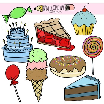 Dessert Clip Art
