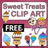 Dessert Clip Art FREE