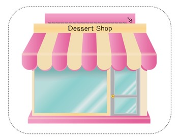 Dessert Shop Articulation