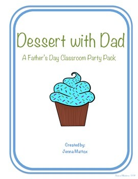 Dessert with Dad Father's Day Pack
