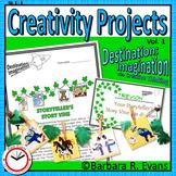 Destination: Imagination via Creative Thinking Vol. 1