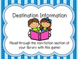 Non-Fiction Game: Destination Information