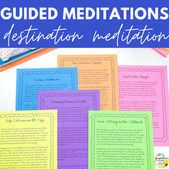 Mindfulness Meditations: 10 Guided Meditations