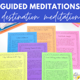 Mindfulness Meditations Destination Meditation 10 Guided M