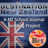 Destination New Zealand - A NZ School Journal Project. Years 4-8