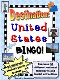 United States BINGO!