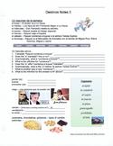 Destinos 5 worksheet