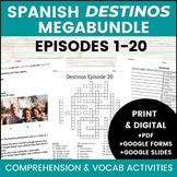 Destinos Bundle (Episodes 1-17) Online/Virtual Resource or Classroom