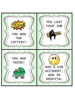 Destiny TASK Cards