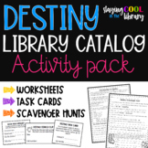 Destiny Library Catalog Introduction and Review