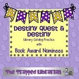 Destiny + Young Reader's Choice Award 2015
