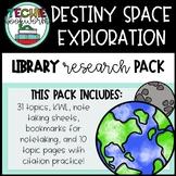 Destiny Space Exploration Pack