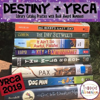 Destiny + Young Reader's Choice Award 2019