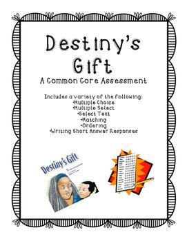 Destiny's Gift Assessment