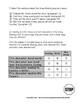 Destiny's Gift Comprehension Tickets - 3rd Grade Journeys Test Prep
