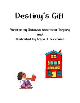 Destiny's Gift STAAR Stemmed Quiz