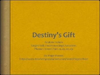 Destiny's Gift PPT Journeys Lesson 3