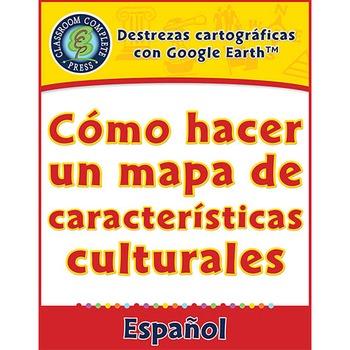 Destrezas cartográficas: Cómo hacer un mapa de características culturales Gr.3-5