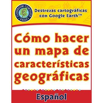 Destrezas cartográficas:Cómo hacer un mapa de características geográficas Gr.3-5