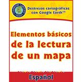 Destrezas cartográficas: Elementos básicos de la lectura d