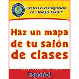 Destrezas cartográficas: Haz un mapa de tu salón de clases Gr. PK-2