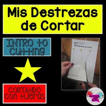 Mis Destrezas de Cortar/ My Cutting Skills