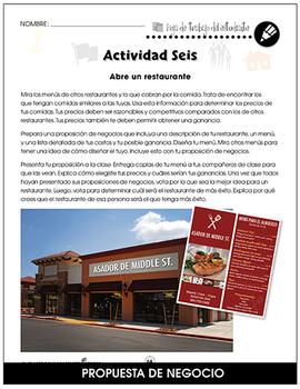 Destrezas de mercado de la vida diaria Gr. 6-12-HOJAS DE TRABAJO DE BONIFICACION