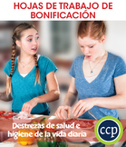 Destrezas de salud e higiene de la vida diaria Gr. 6-12  - BONIFICACION