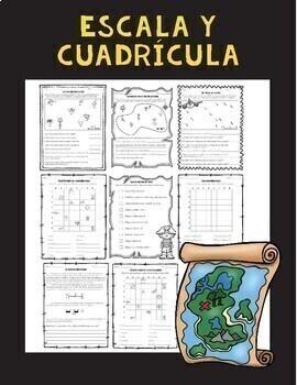 Destrezas para leer mapas/Map Skills Spanish