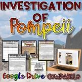 Destruction of Pompeii {Digital AND Paper} Distance Learning