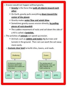 Destructive and Constructive Processes STUDY GUIDES