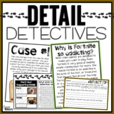 Detail Detectives Mini Room Transformation