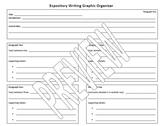 Detailed Writing Graphic Organizer