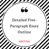 Detailed Outline for Impressive Essays